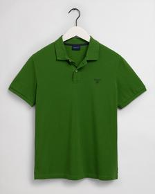 Poloshirt Piqué -  Birch Green