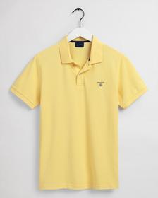 Poloshirt Piqué - Brimstone Yellow