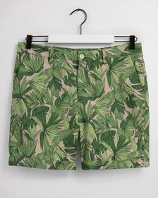 Palm Breeze Shorts mit Print