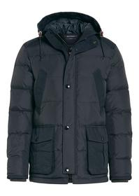 The down parka
