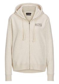 Sweat-jacket w  hood