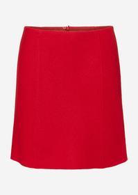 Skirt, short style, boiled wool