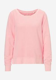 Sweat-shirt, gmt dye, MOP print at - 612/strawberr