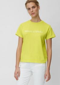 T-shirt, short sleeve, round neck, - 447/juicy lim