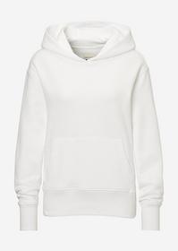 Sweat shirt, hooded, long sleeve - 104/dove white