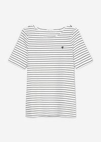 T shirt, short sleeve, round neck,