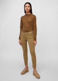 5 Pocket, cargo style, mid waist, s