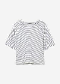 T-shirt, boat neck, raglan sleeve,