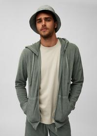 Hoody Jacket, kangaroo pocket with