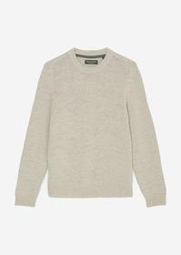 Pullover, crew neck