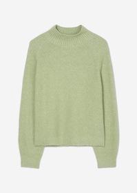 Pullover, longsleeve, round-neck, b
