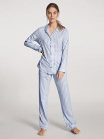 DAMEN Pyjama - 488/peacoat blue