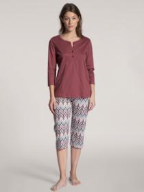 DAMEN Pyjama 3/4 - 298/feminine rose