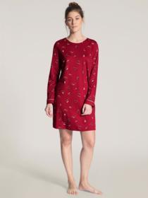 DAMEN Sleepshirt, rio red