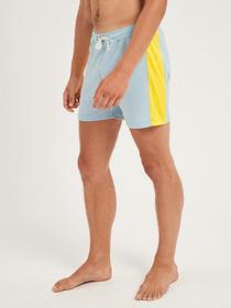 HERREN Shorts, tempest blue