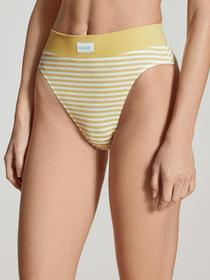DAMEN Slip, sunny yellow