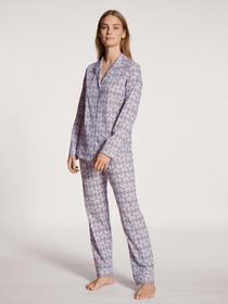 DAMEN Pyjama, lovely blue