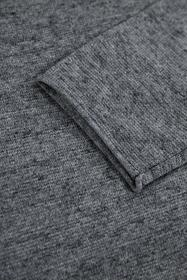 X01240_men`s pullover - 66/66-grey melee