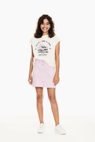 D12604_girls T-shirt ss