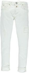 Luna Girls Pants - 2242/2242-worn white