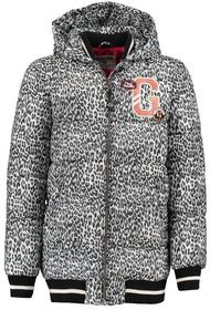 GJ820803_girls outdoor jacket - 60/60-black