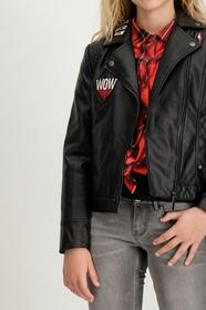 girls outdoor jacket - 60/60-black