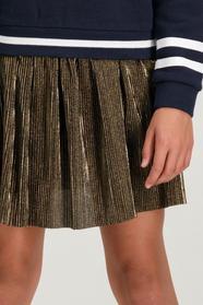 T82722_girls skirt - 2642/2642-gold tin
