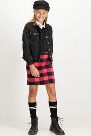 girls shirt ls - 1755/1755-off black