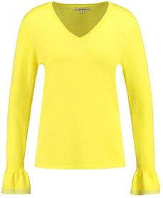 GS900140_ladies pullover, 2846-sunny yellow