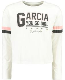 H92606_girls T-shirt ls - 53/53-off white