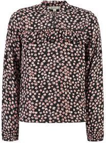 H92633_girls shirt ls - 1755/1755-off black