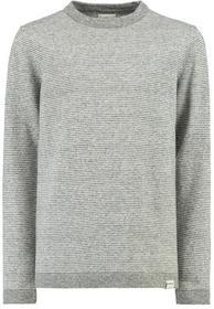 H93640_boys pullover - 66/66-grey melee