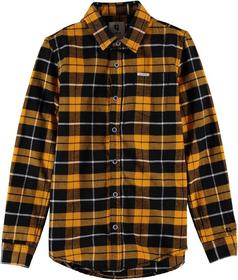 I93430_boys shirt ls - 3019/3019-golden