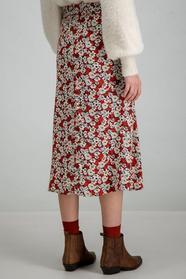 H90320_ladies skirt, 3497-rosso