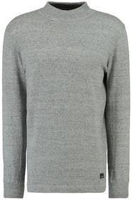 L91044_men`s pullover - 66/66-grey melee