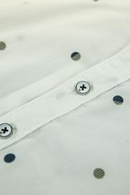 L93632_boys shirt ls - 50/50-white