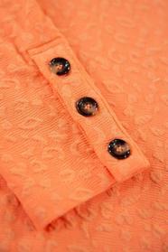 M02409_girls T-shirt ls - 5291/5291-neon sunset