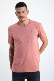 N01203_men`s T-shirt ss - 3068/3068-coral reef