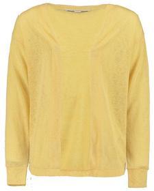 O02452_girls cardigan - 2570/YELLOW
