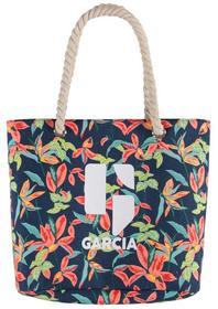 Strandtasche mit Allover-Print