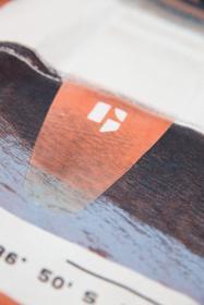 P01202_men`s T-shirt ss - 945/945-papaya