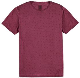 S01003_men`s T-shirt ss - 2784/2784-merlot