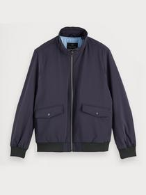 Harrington-Jacke aus Nylon