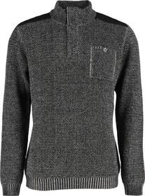 Denim Detailed Pullover With Chest Pocket