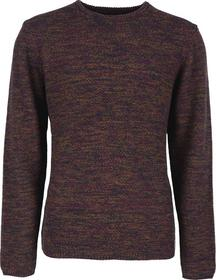 Multicoloured Pullover With Round Neck