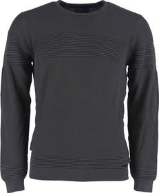 Multi Knit Pullover With Special Washing