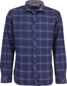 Shirt, l/sl, yd flannel check
