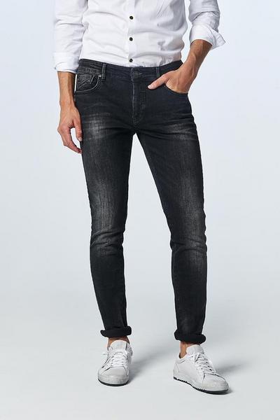 Denim, super slim fit 710, black, ultimate stretch