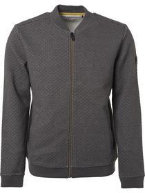 Sweater, full zip Bomber, layered p