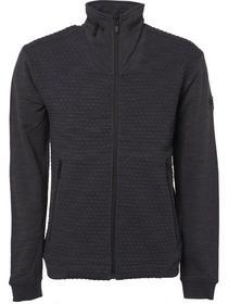 Sweater, full zip Cardigan, dbl jac